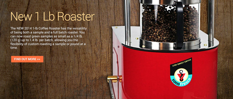 Sonofresco Coffee Roaster